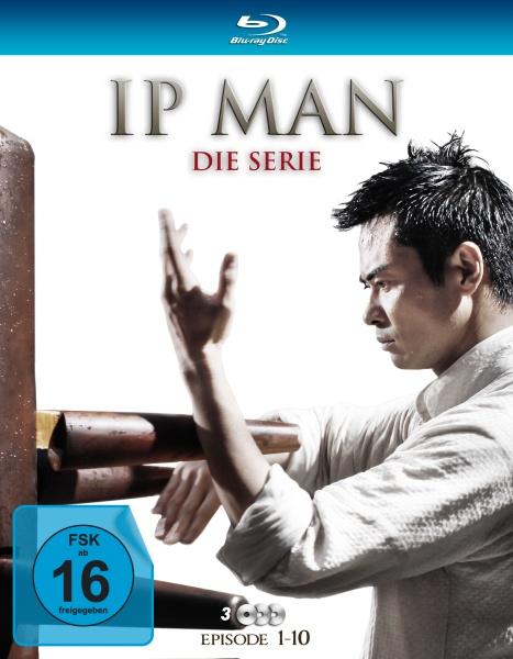 Ip Man - Die Serie - Folgen 1-10 (3 Blu-rays)
