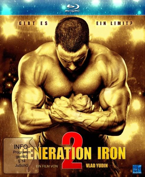 Generation Iron 2 - Limited Edition (Blu-ray)