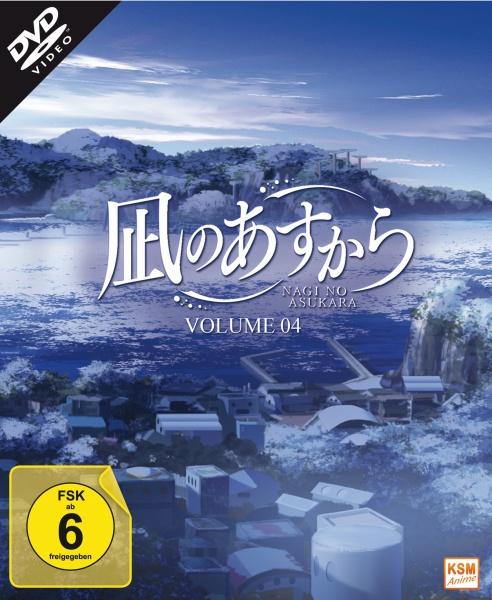 Nagi no Asukara - Volume 4 - Episode 17-21 (DVD)
