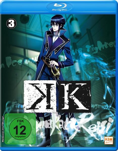 K - Staffel 1.3: Episode 10-13 (Blu-ray)