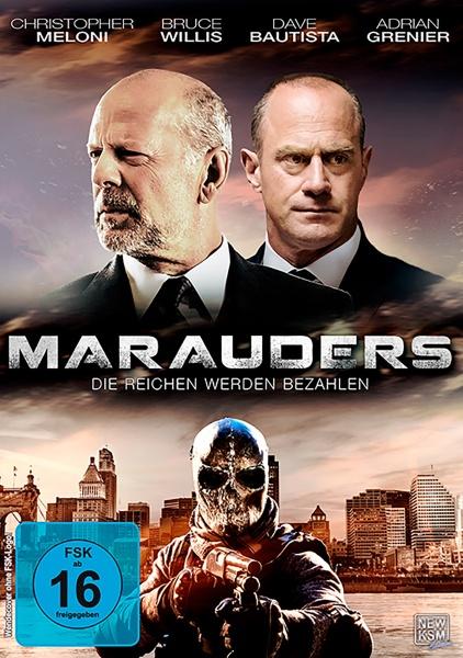 Marauders - Die Reichen werden bezahlen (DVD)