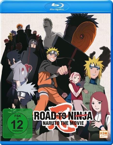 Road to Ninja - Naruto The Movie (2012) (Blu-ray)