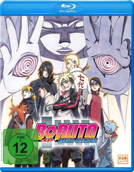 Boruto Naruto: The Movie (2015) (Blu-ray)
