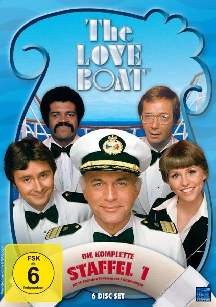 The Love Boat - Staffel 1 - Episode 01-24 (6 DVDs)