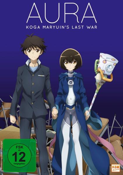 Aura - Koga Maryuin´s Last War (DVD)