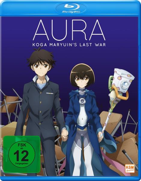 Aura - Koga Maryuin´s Last War (Blu-ray)