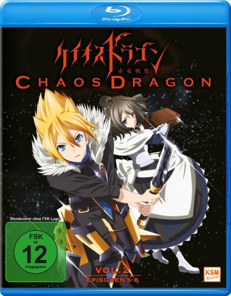 Chaos Dragon - Episode 05-08 (Blu-ray)