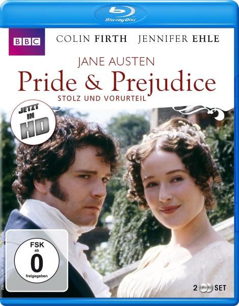 Stolz und Vorurteil - Pride & Prejudice (1995) - Jane Austen (2 Blu-rays)