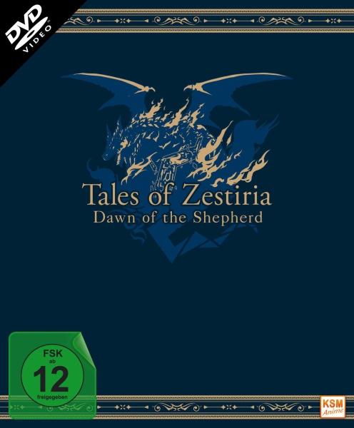 Tales of Zestiria - Dawn of the Shepherd OVA (DVD)