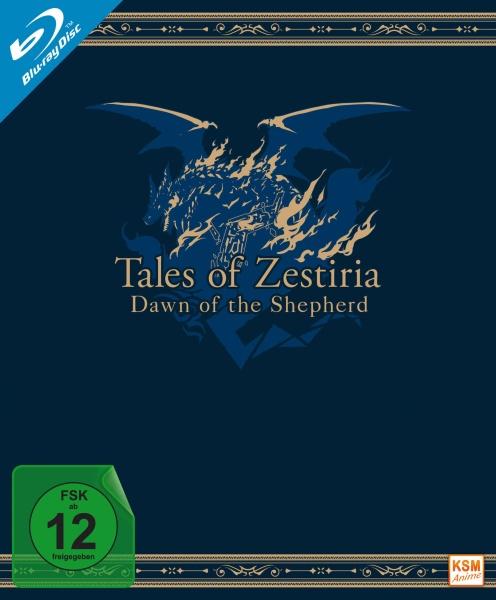 Tales of Zestiria - Dawn of the Shepherd OVA (Blu-ray)