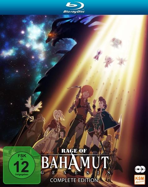 Rage of Bahamut: Genesis - Complete Edition (2 Blu-rays)
