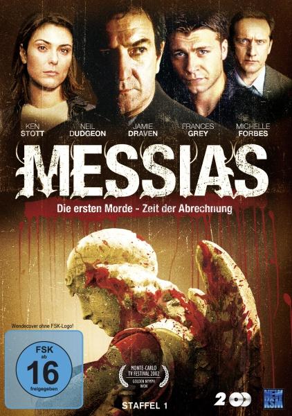 Messias - Die ersten Morde - Zeit der Abrechnung - Staffel 1 (2 DVDs)
