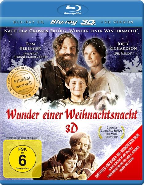 Wunder einer Weihnachtsnacht 3D (3D Blu-ray)