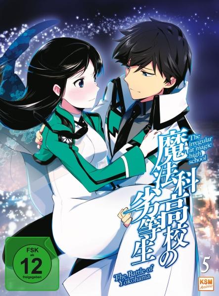 The Irregular at Magic High School - The Battle of Yokohama - Volume 5: Episode 23-26 (DVD)