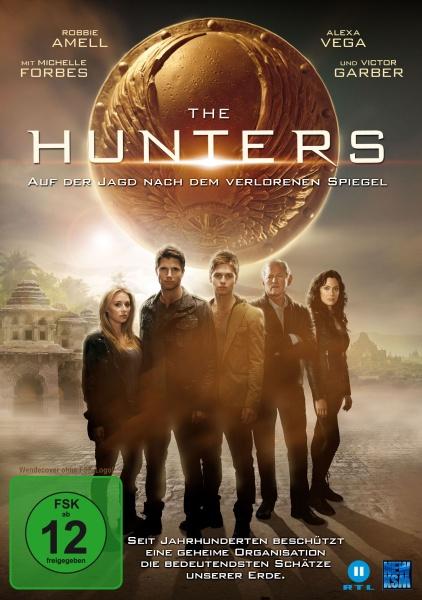 The Hunters - Auf der Jagd nach dem verlorenen Spiegel (DVD)