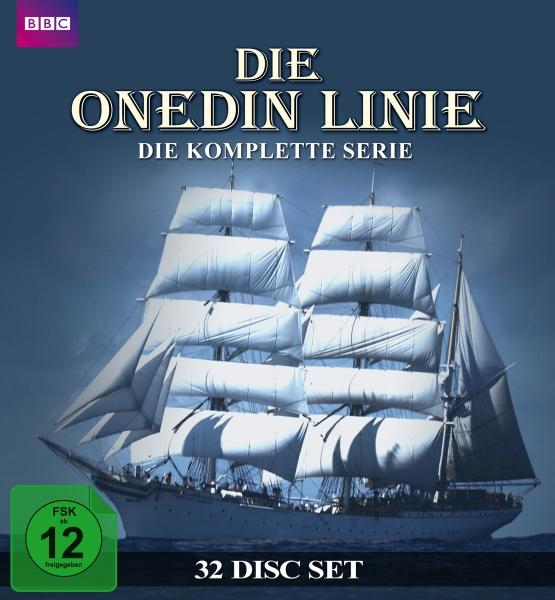 Die Onedin Linie - Gesamtedition (32 DVDs)