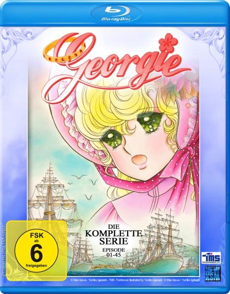 Georgie - Gesamtedition (Blu-ray)