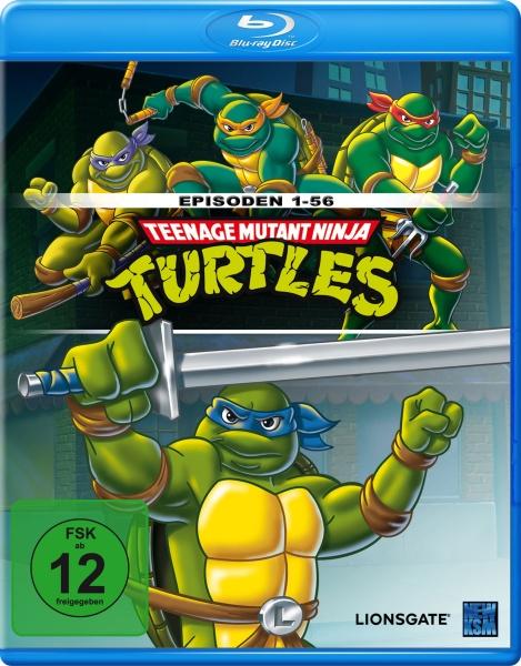 Teenage Mutant Ninja Turtles - Episode 001- 056 (Blu-ray)