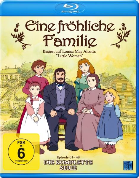 Eine fröhliche Familie - Gesamtedition (Blu-ray)