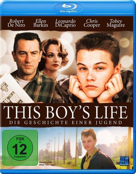 This Boys life - Die Geschichte einer Jugend (Blu-ray)