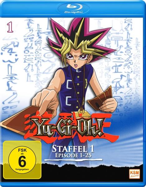 Yu-Gi-Oh! - Staffel 1.1: Episode 01-25 (Blu-ray)