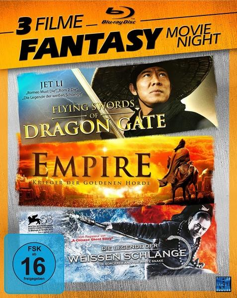 Fantasy Movie Night (3 Blu-rays)