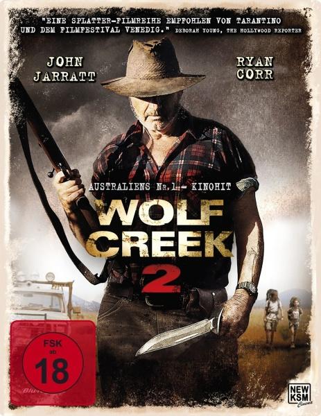 Wolf Creek 2 (Blu-ray)