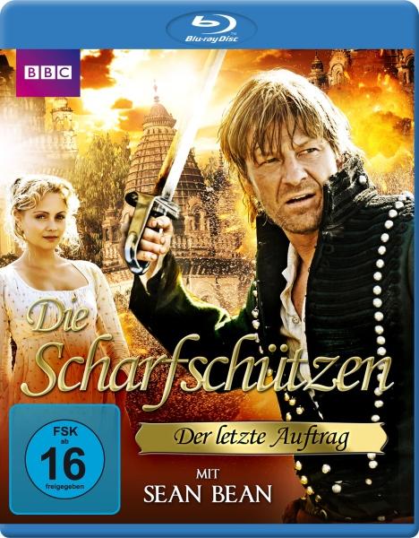 Die Scharfschützen - Der letzte Auftrag (Blu-ray)