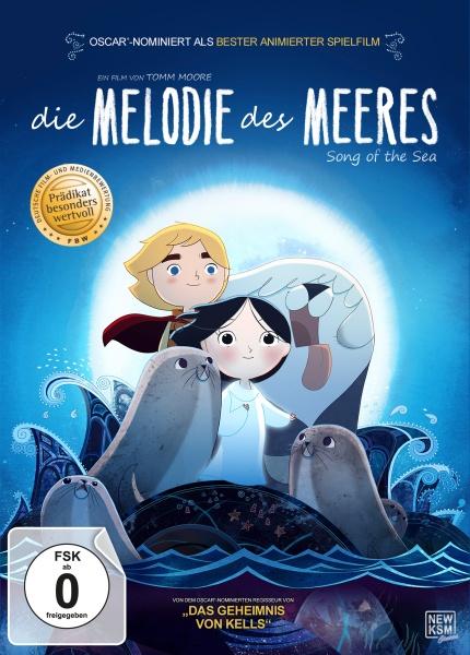 Die Melodie des Meeres - Song of the sea (DVD)