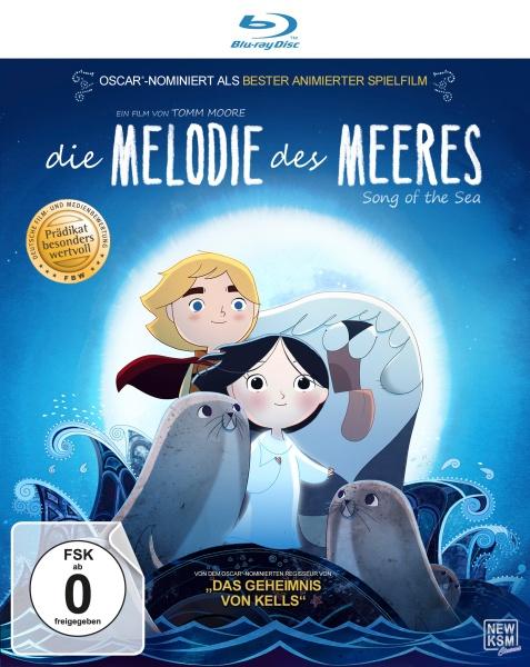 Die Melodie des Meeres - Song of the sea (Blu-ray)