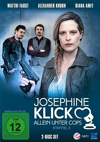 Josephine Klick - Allein unter Cops - Staffel 2 (2 DVDs)