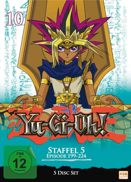 Yu-Gi-Oh! - Staffel 5.2: Episode 199-224 (5 DVDs)