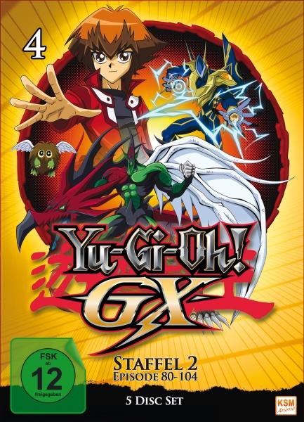 Yu-Gi-Oh! GX - Staffel 2.2: Episode 80-104 (5 DVDs)