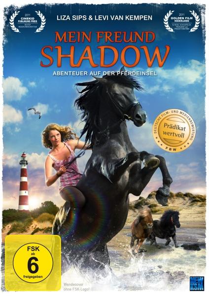 Mein Freund Shadow - Abenteuer auf der Pferdeinsel (DVD)