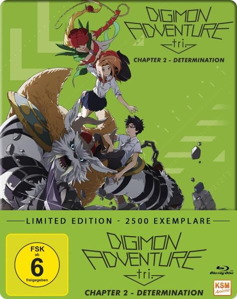 Digimon Adventure tri. - Determination Chapter 2 (FuturePak) (Blu-ray)