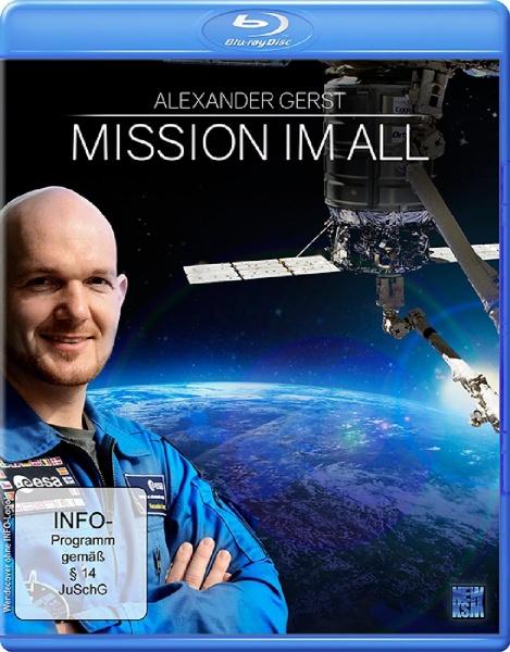 Mission im All (Blu-ray)