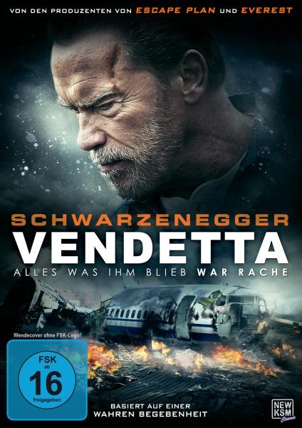 Vendetta - Alles was ihm blieb war Rache (DVD)