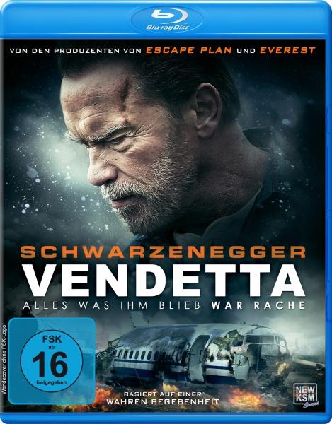 Vendetta - Alles was ihm blieb war Rache (Blu-ray)