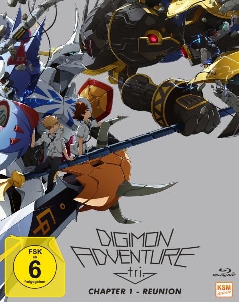 Digimon Adventure tri. - Reunion Chapter 1 (Blu-ray)
