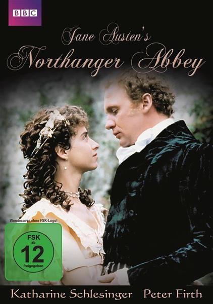 Northanger Abbey (1986) - Jane Austen (DVD)