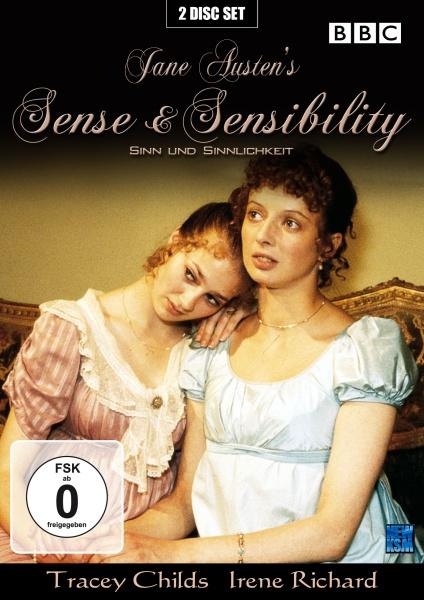 Sinn und Sinnlichkeit - Sense & Sensibility (1981) - Jane Austen (2 DVDs)