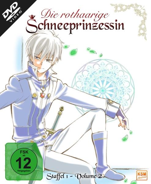 Die rothaarige Schneeprinzessin - Staffel 1, Volume 2: Episode 05-08 (DVD)