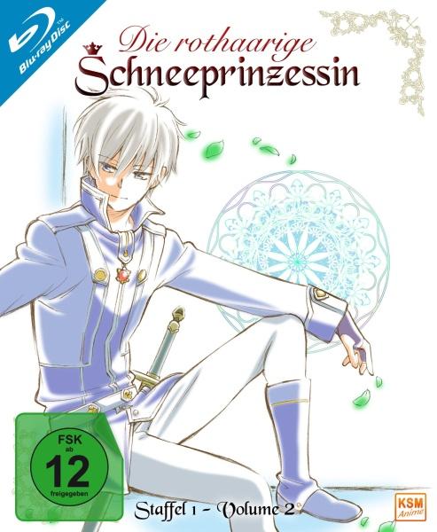 Die rothaarige Schneeprinzessin - Staffel 1, Volume 2: Episode 05-08 (Blu-ray)