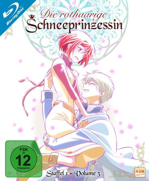 Die rothaarige Schneeprinzessin - Staffel 1, Volume 3: Episode 09-12 (Blu-ray)