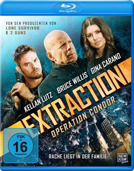 Extraction - Operation Condor (Blu-ray)