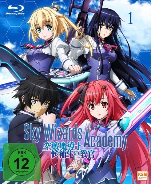Sky Wizards Academy - Volume 1: Episode 01-06 (Blu-ray)