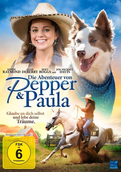 Die Abenteuer von Pepper und Paula (DVD)