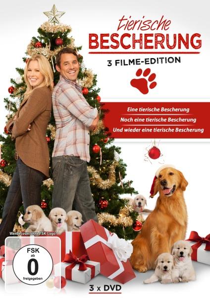 Tierische Bescherung - 3 Filme Edition (3 DVDs)