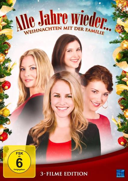 Alle Jahre wieder - Weihnachten mit der Familie 3 Filme Edition (3 DVDs)