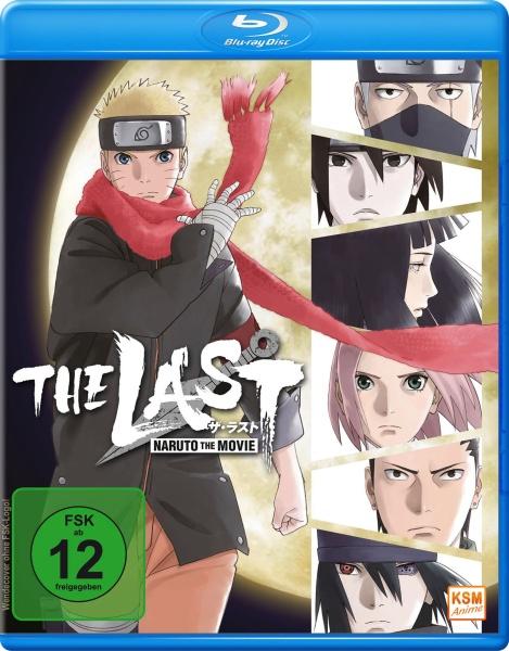 The Last: Naruto - The Movie (2014) (Blu-ray)